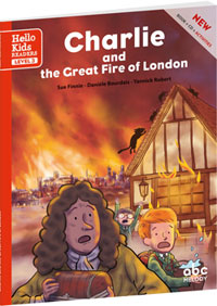 Charlie and the great fire of London. Level 3