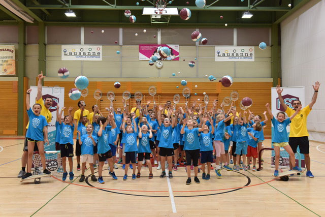 National Sports Camp - camp de vacances