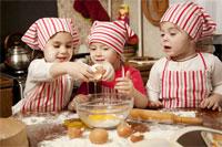 cours et ateliers de cuisine - découverte du goût enfant