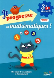3ème HarmoS - Je progresse en maths