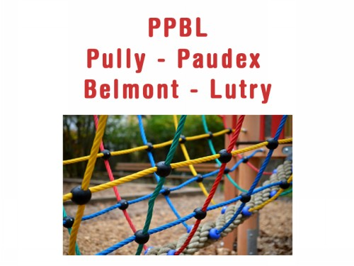 Pully – Paudex – Belmont – Lutry - Réseau PPBL