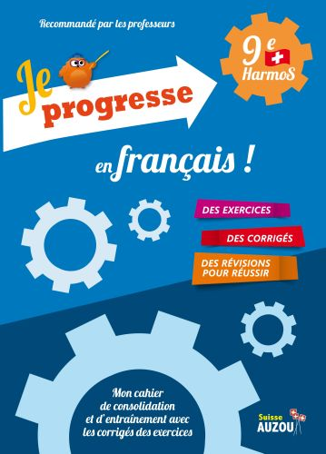 9eme Harmos Je Progresse En Francais
