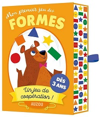 Cartes Premier Jeu Des Formes Pour Enfant Des 3 Ans
