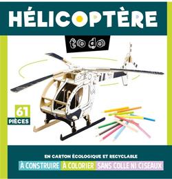 Maquette Jeu Pour Enfant Des 7 Ans Fabriquer Un Helicoptere